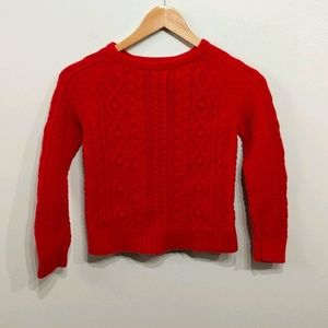 Gap Kids Cable Neck Sweater